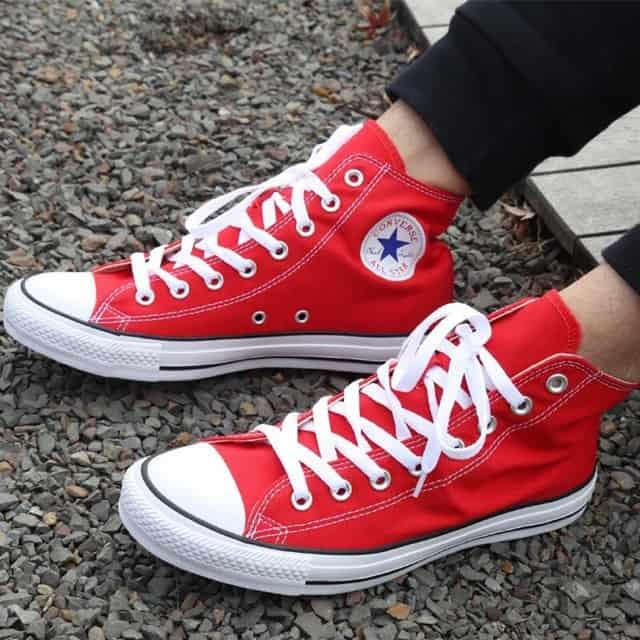 Converse Classic red