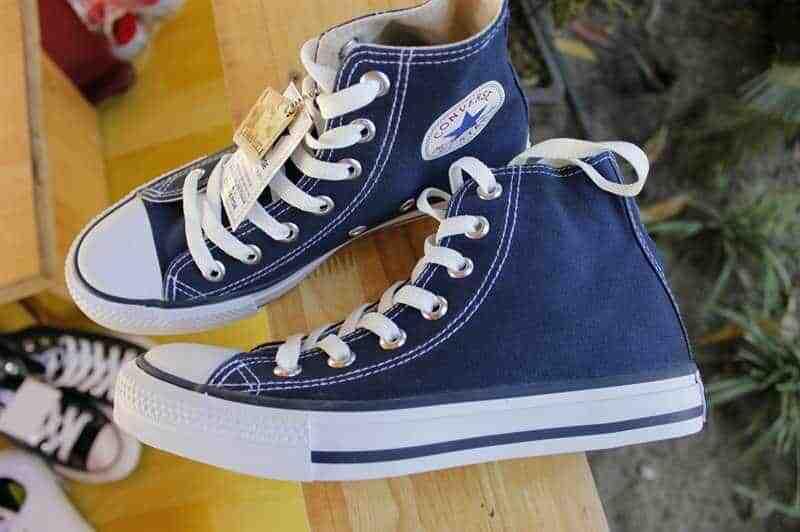 Converse Classic xanh navy