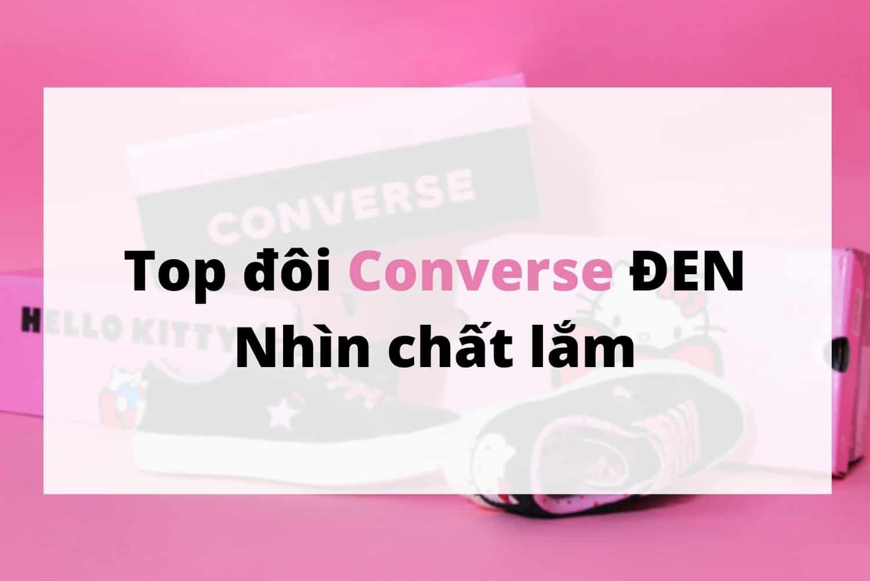 Top doi Converse DEN