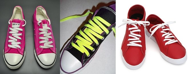 cach buoc day giay converse co thap zigzag