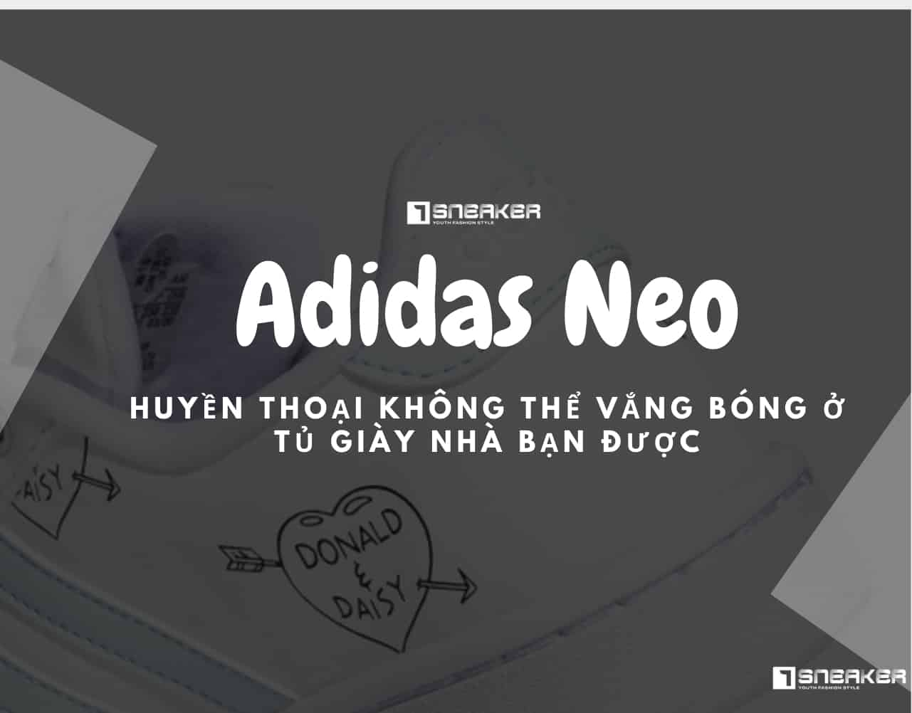 Adidas Neo nam nu thinh hanh tai Viet Nam va thi truong quoc te