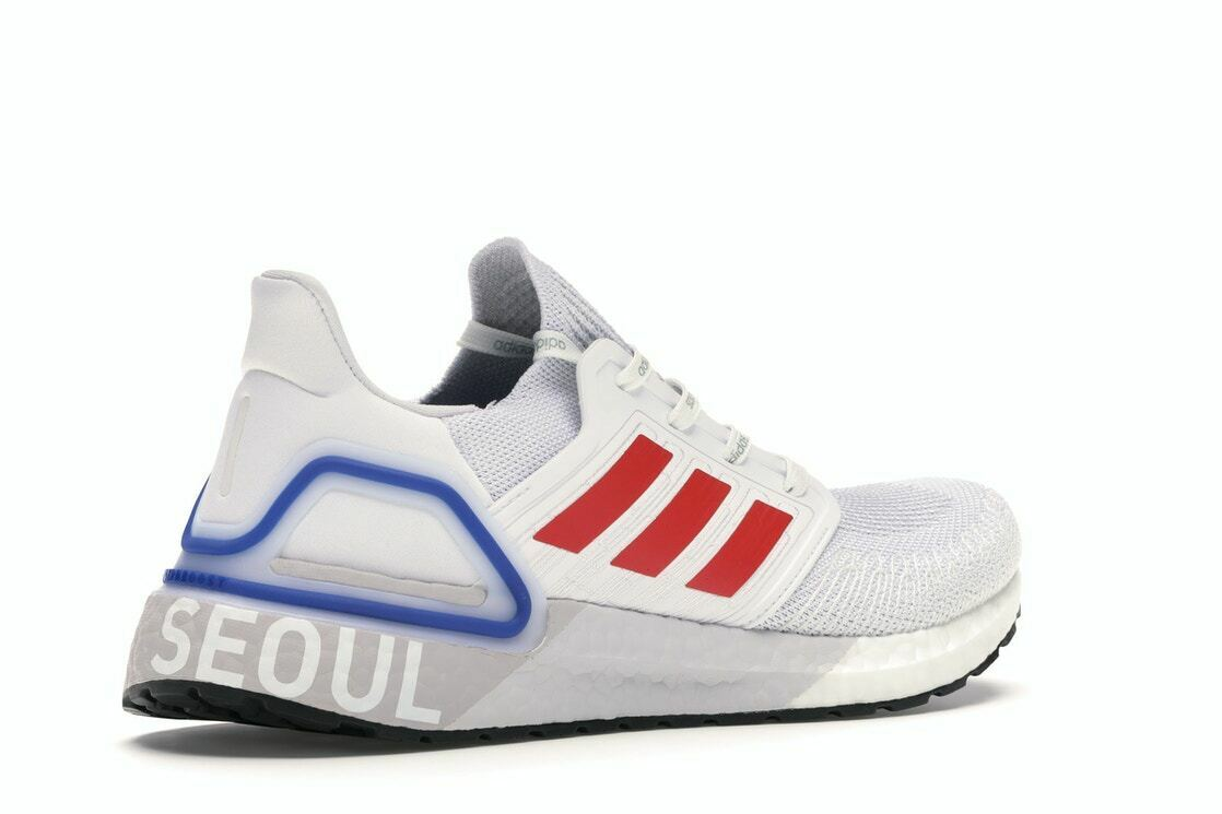 Adidas Ultra Boost 20 Seoul phong cach Han Quoc 1