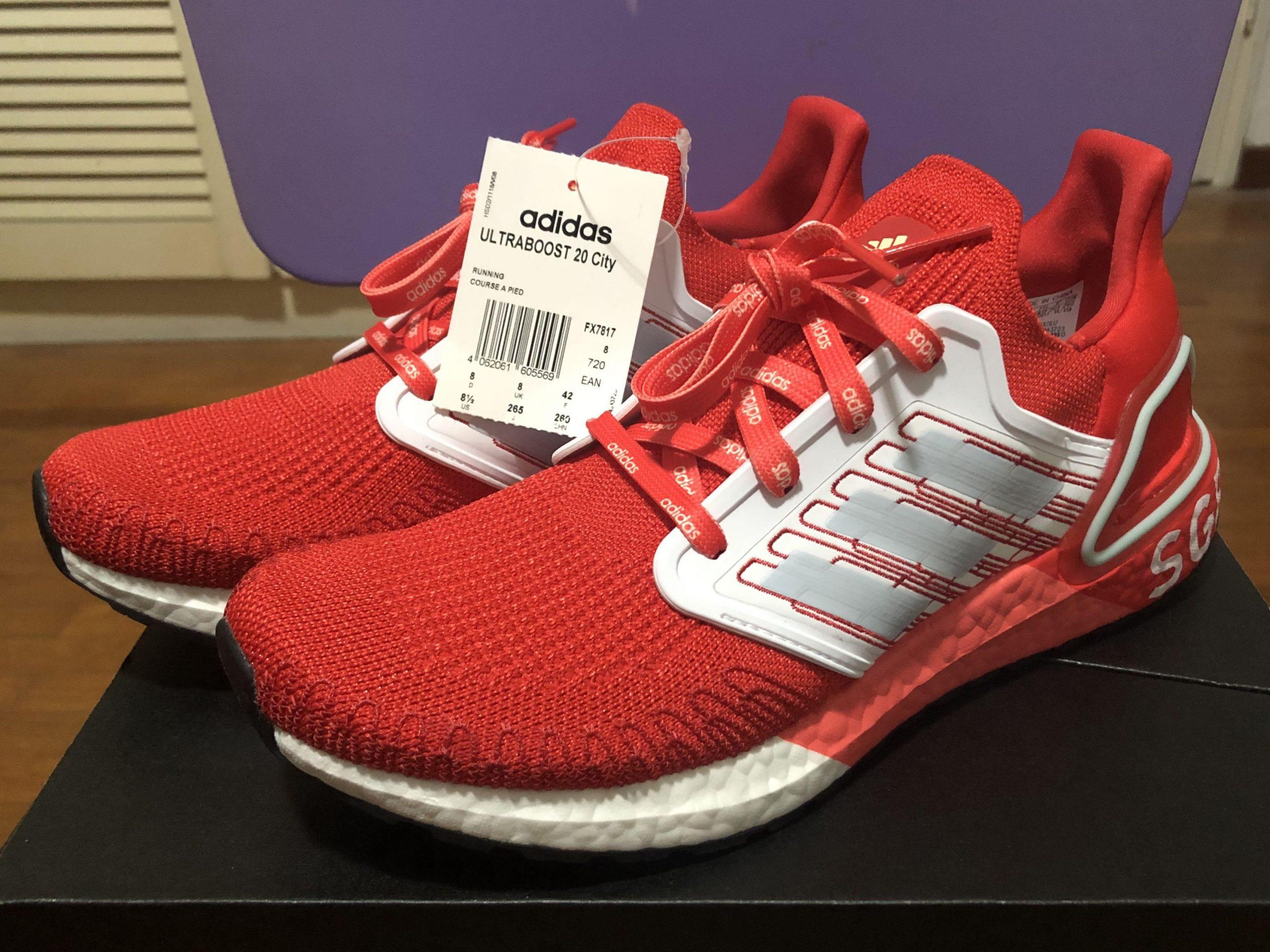 Adidas Ultra Boost 20 Singapore scaled