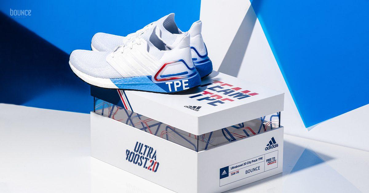 Adidas Ultra Boost 20 Taipei nhin cuc chat