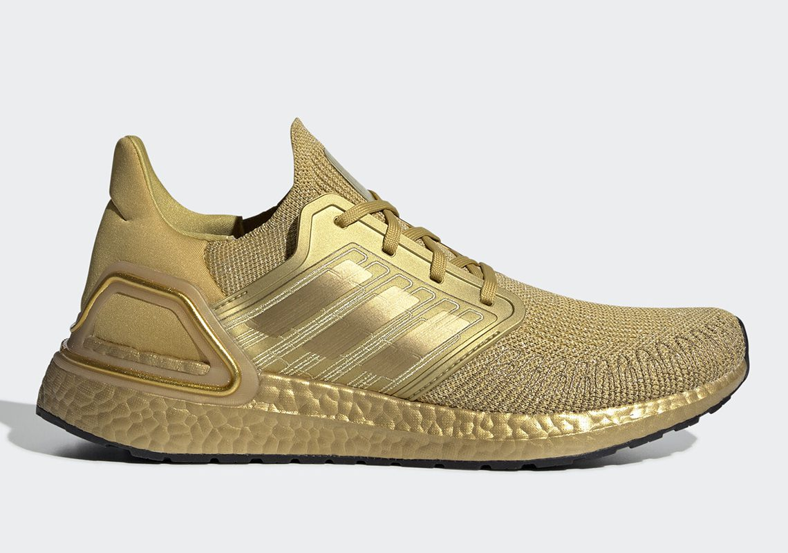 Adidas Ultra Boost 20 ma vang