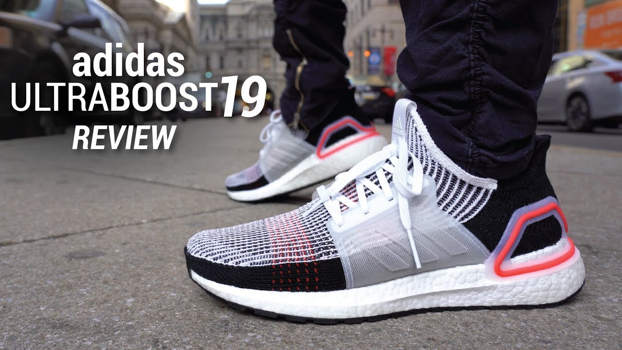 Adidas UltraBOOST 19 Review