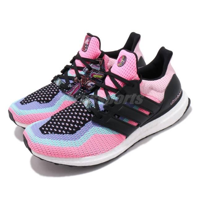 Adidas Ultraboost 2.0 Tokyo Pastel Black Pink