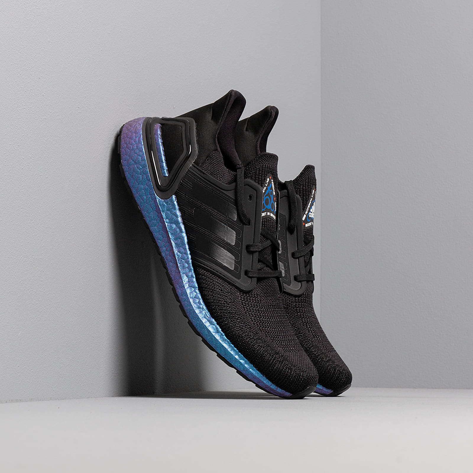 Ultra Boost 20 Core Black