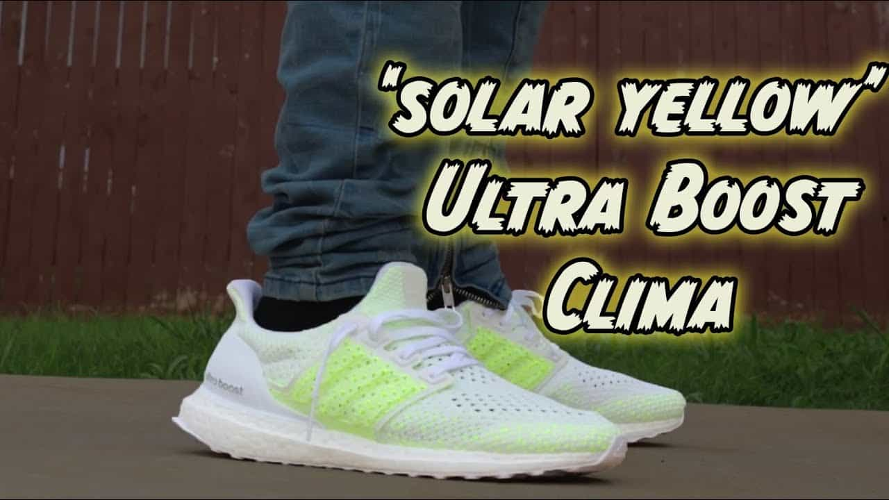 Ultra Boost Clima phong cac tre trung