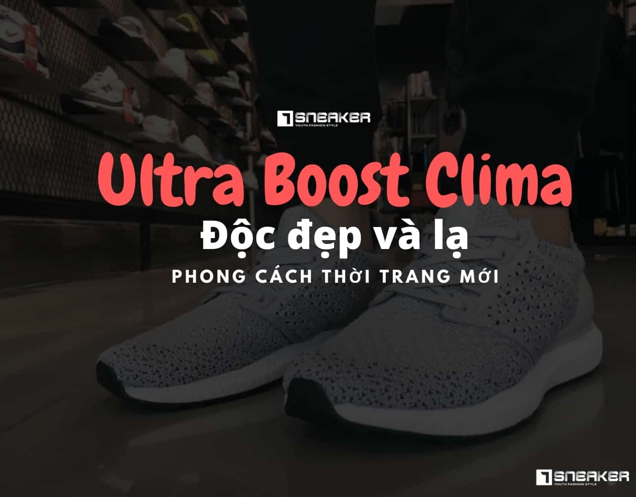 giay the thao Ultra Boost Clima