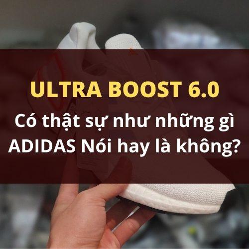 ADIDAS ULTRA BOOST 6.0