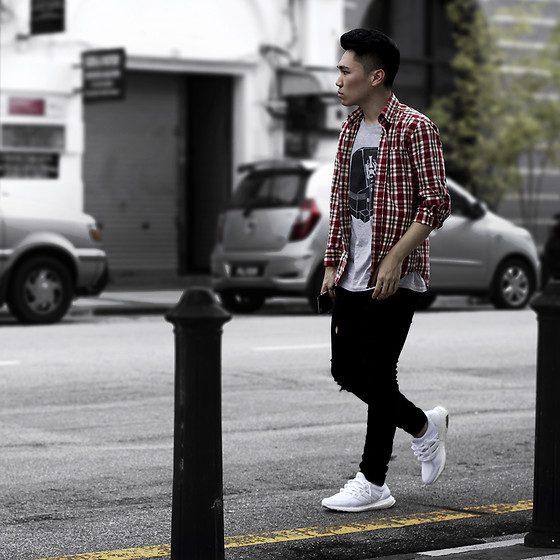 Adidas Ultra Boost Jean rach So mi ao phong