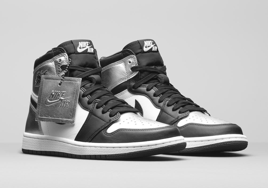 Air Jordan 1 Silver Toe 14