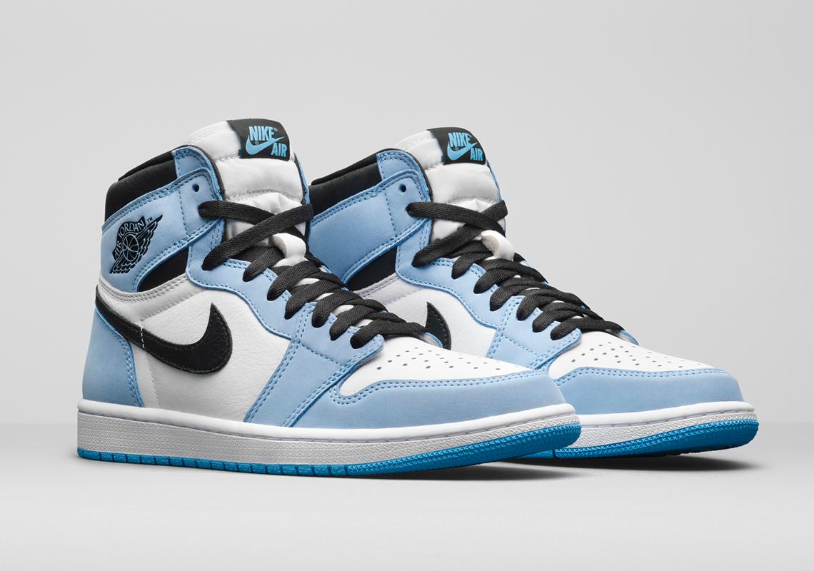 Air Jordan 1 University Blue 15