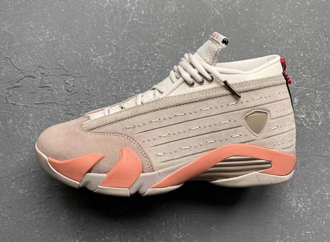 CLOT x Air Jordan 14 Low SP 57