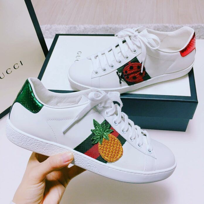Gucci Ace Embroidered 2