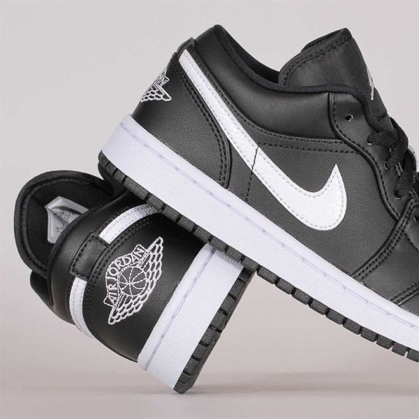 Nike Air Jordan 1 Low Black 7