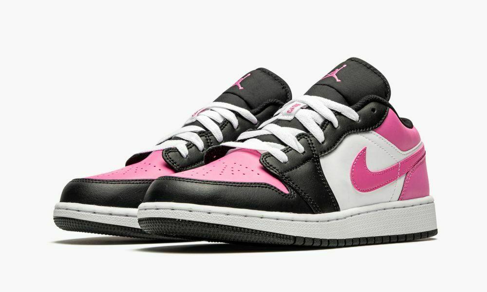 Nike Air Jordan 1 Low Black Cactus Flower 3