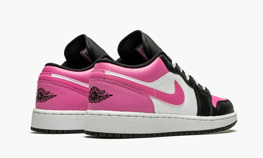 Nike Air Jordan 1 Low Black Cactus Flower 4