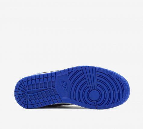 Đề giày Nike Air Jordan 1 Low 'Royal Toe'Nike Air Jordan 1 Low 'Royal Toe'