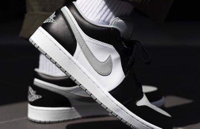 Nike Air Jordan 1 Low Shadow Trang Sua dep 3