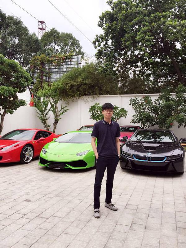 Phan Hoang – Em trai thieu gia Phan Thanh