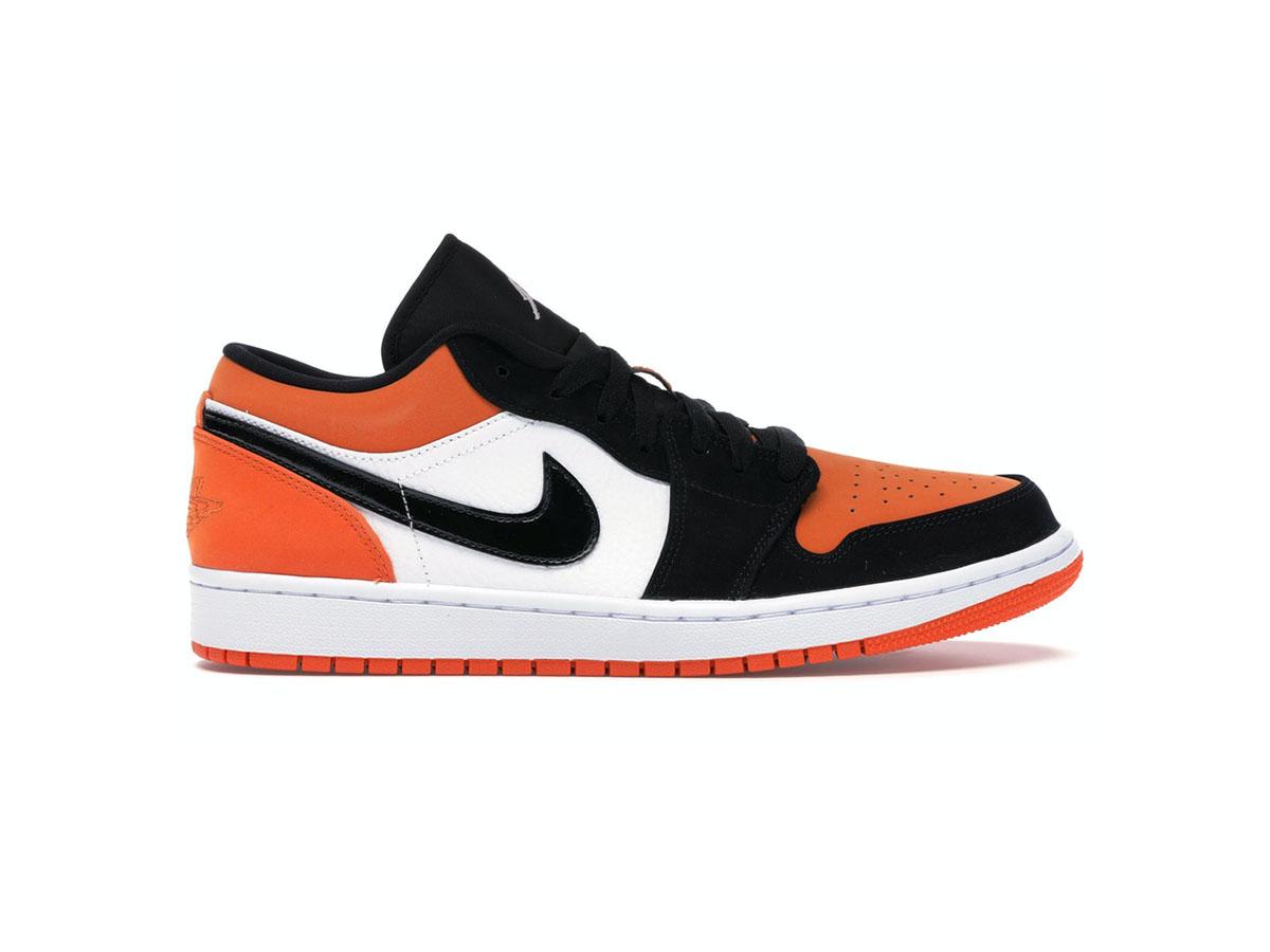 Giày Nike Air Jordan 1 Low Shattered Backboard mặt bên