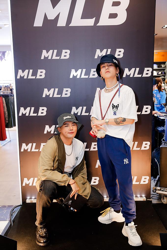 Giay MLB phoi Set the thao
