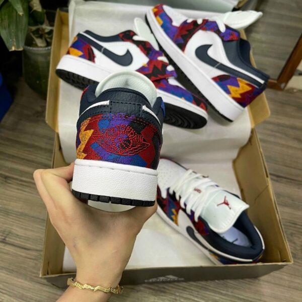 Giay Nike Air Jordan 1 Low Nothing But Net 3