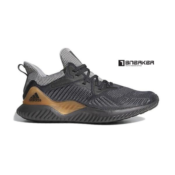 Giay Adidas AlphaBounce Beyond xam vang 1