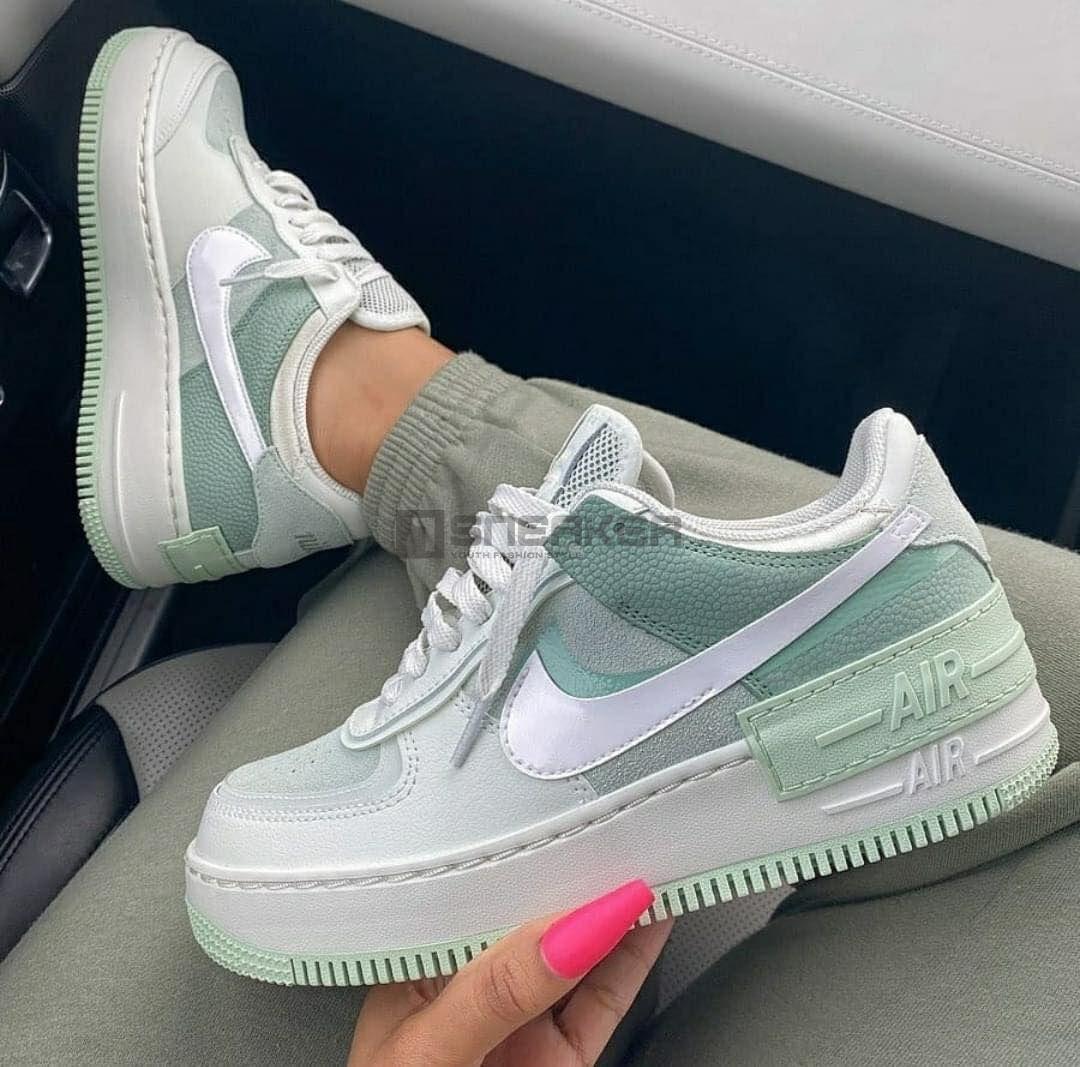 Nike Shadow Aura Green