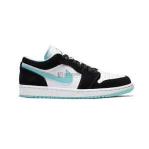 Nike Air Jordan 1 Low Island Green Xanh Ngọc