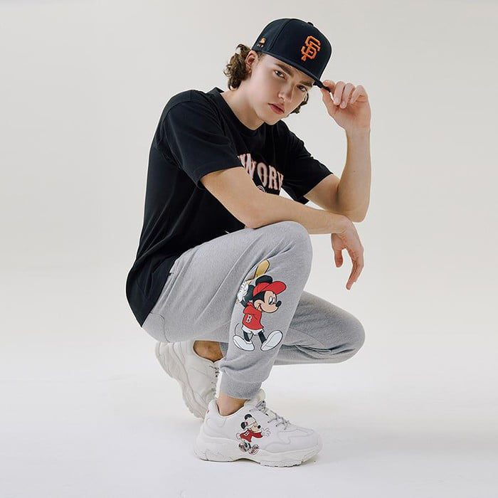 Giày Sneaker MLB 'MICKEY' BOSTON