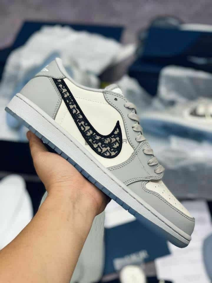 giay nike air jordan 1 retro low dior co thap like auth dep chat 5 1 result