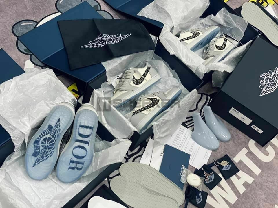 giay nike air jordan 1 retro low dior co thap like auth dep chat result