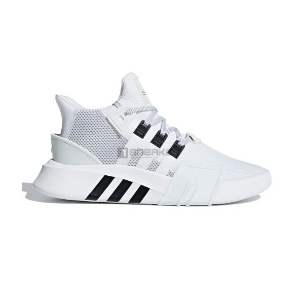 Adidas EQT Bask ADV trắng đen phản quang
