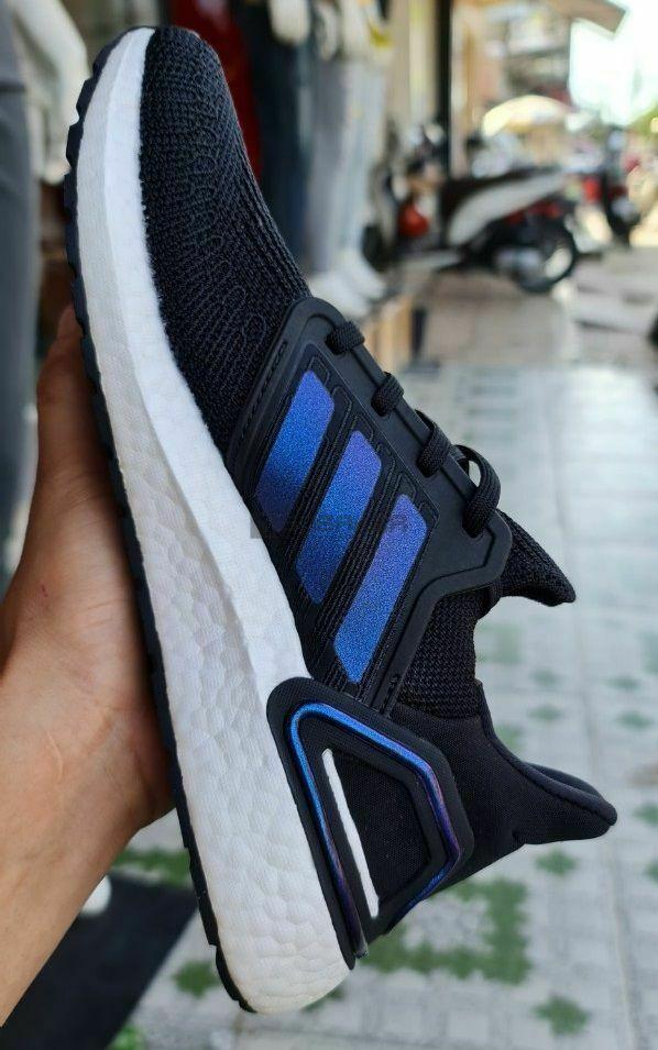 Adidas Ultra Boost 20 Consortium Core Black Rep 1:1