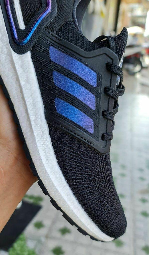 Đôi Giày Adidas Ultra Boost 20 Consortium Core Black