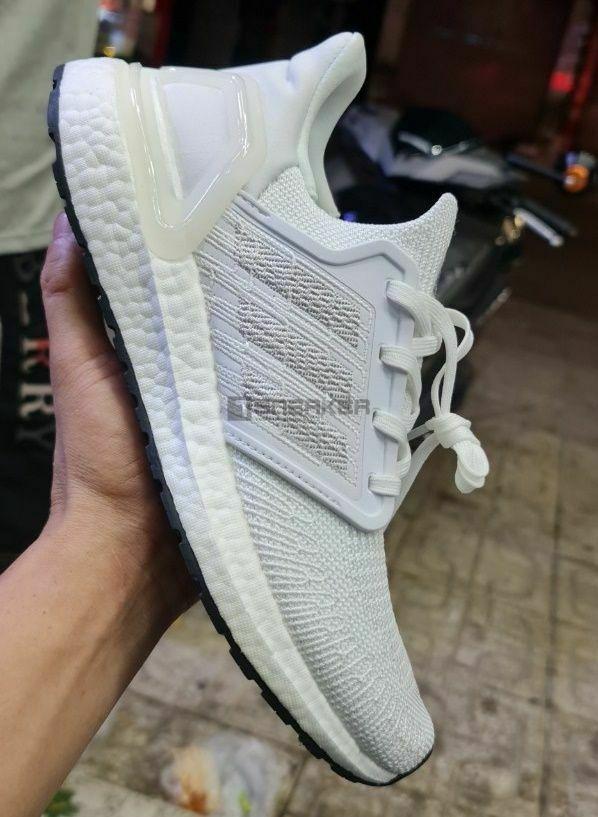 Adidas Ultra Boost 20 Triple White All White