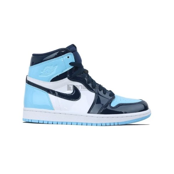 Air Jordan 1 Retro High OG UNC Patent 3