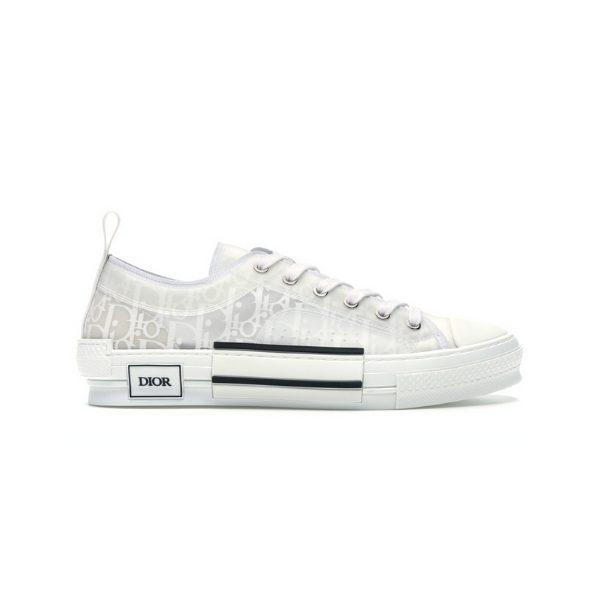 Dior B23 Low Top White Dior Oblique 1