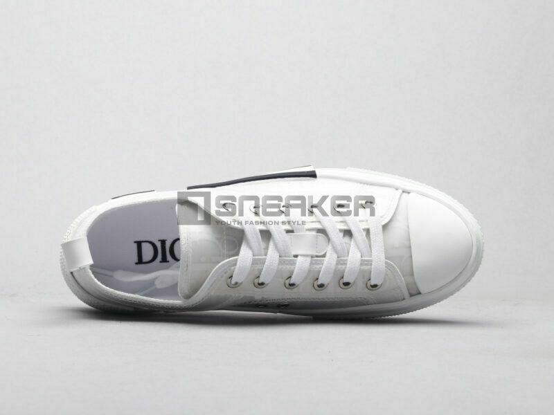Dior B23 Low Top White Dior Oblique 7