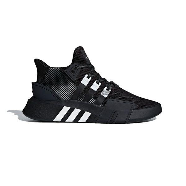 Giày Adidas EQT Bask ADV đen trắng phản quang