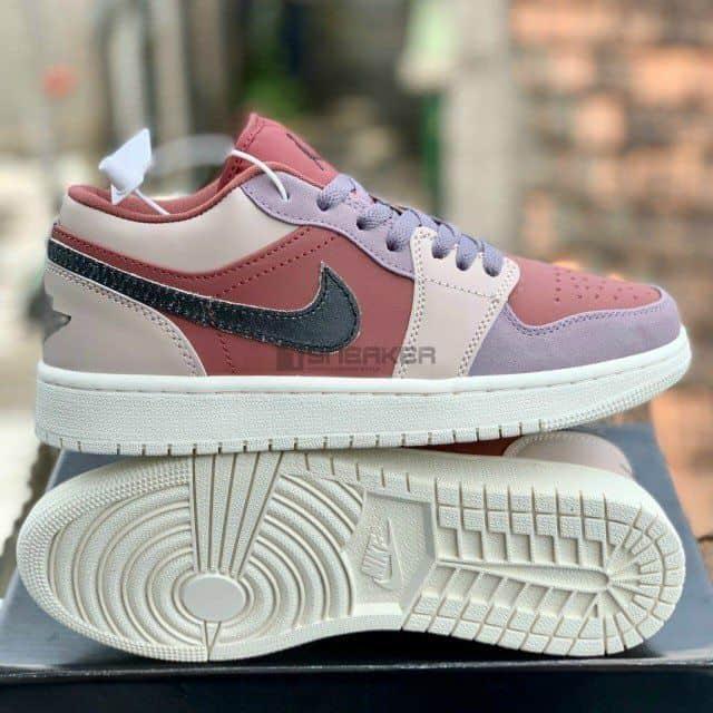 Giày Nike Air Jordan 1 Low Canyon Rust