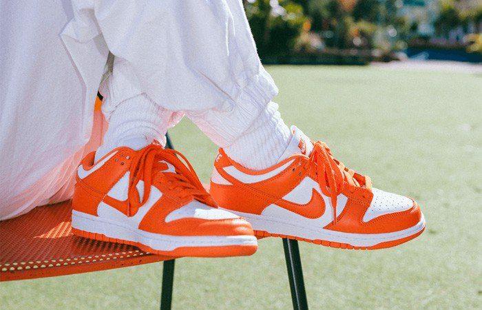 Giày Nike Dunk Low Retro SP Syracuse Nike Syracuse trẻ trung