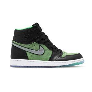 Jordan 1 High Zoom Zen Green 5