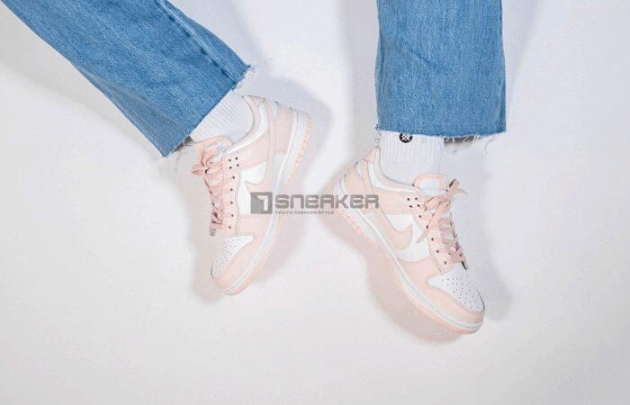 Giày Nike Wmns Dunk Low 'Orange Pearl năng động