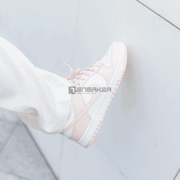 Giày Nike Wmns Dunk Low 'Orange Pearl cuốn hút