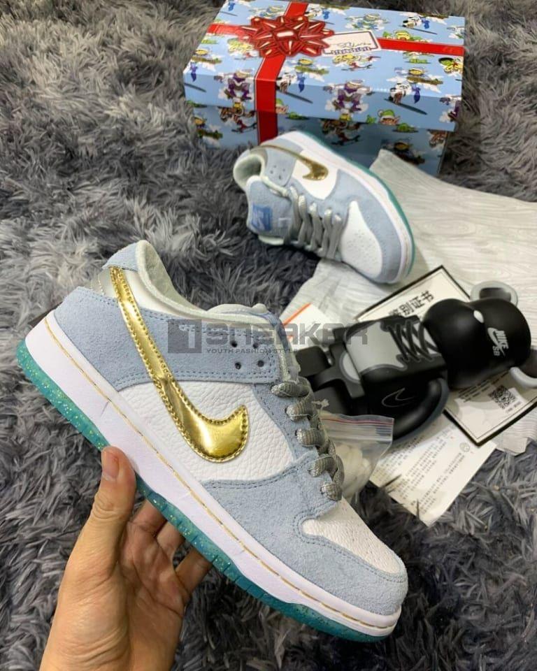 Nike SB Dunk Low Sean Cliver Like Auth sắc nét