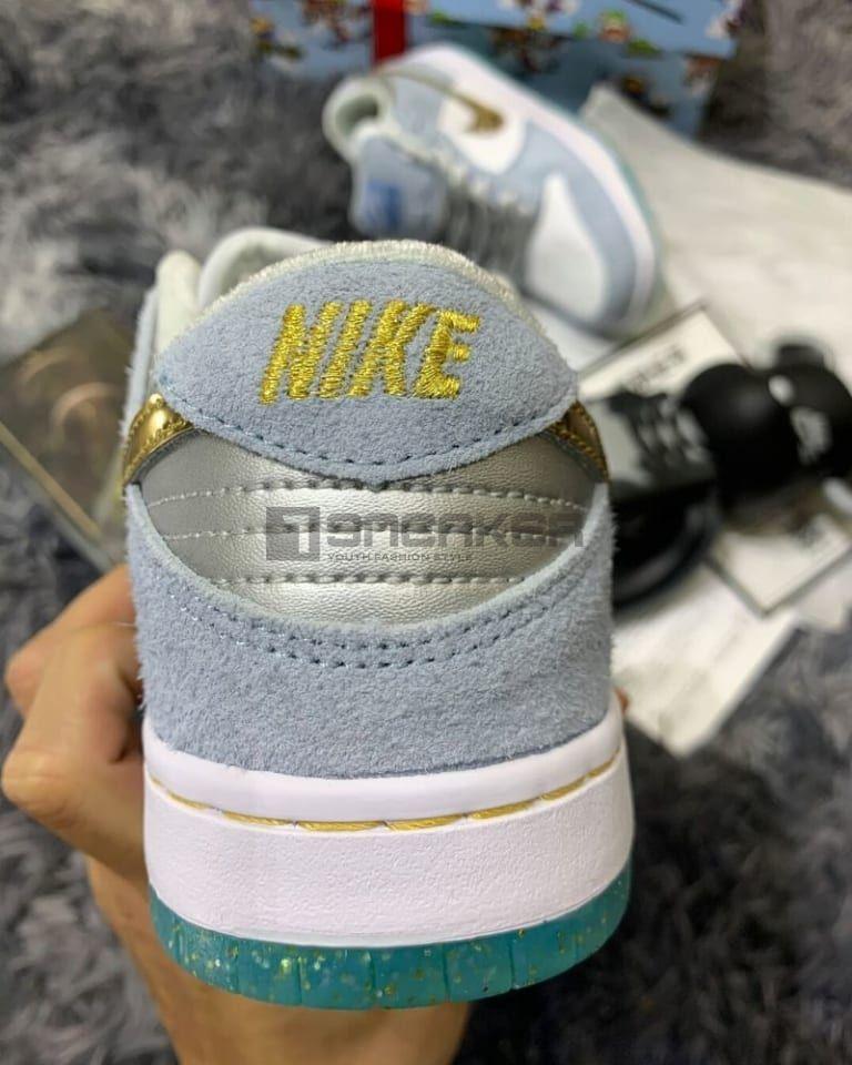 Nike SB Dunk Low Sean Cliver Like Auth mặt sau